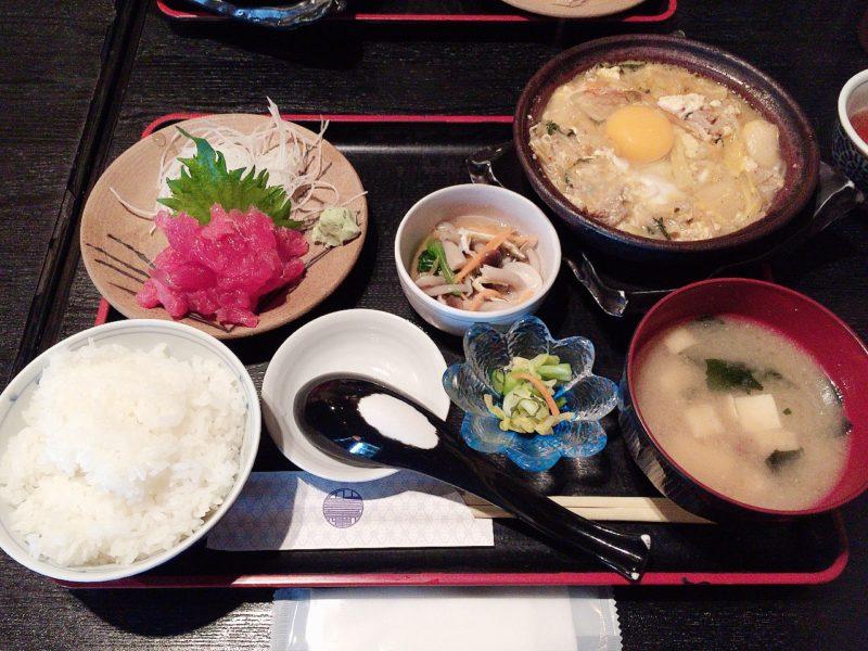 仙台の花祭り、ランチ