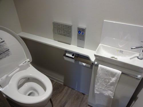 レム東京京橋 トイレ
