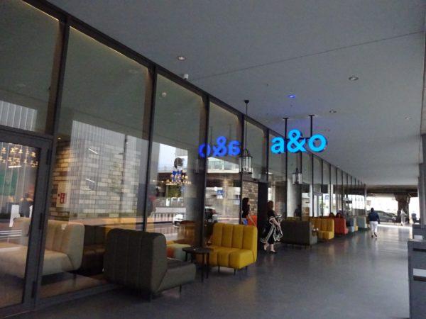 A&O hotel&hostel Mestre, Italy