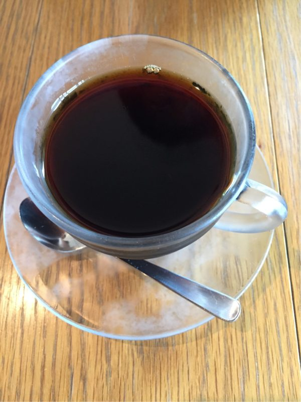 FLAT WHITE COFFEE FACTORY 高森店 アイスコーヒー