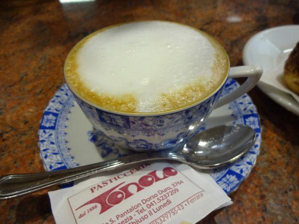 ベネチア Tonolo ケーキ屋さん