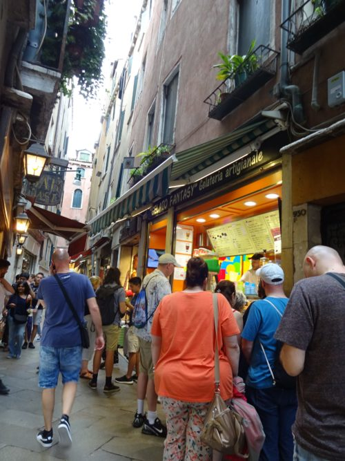 ベネチア gelato fantasy