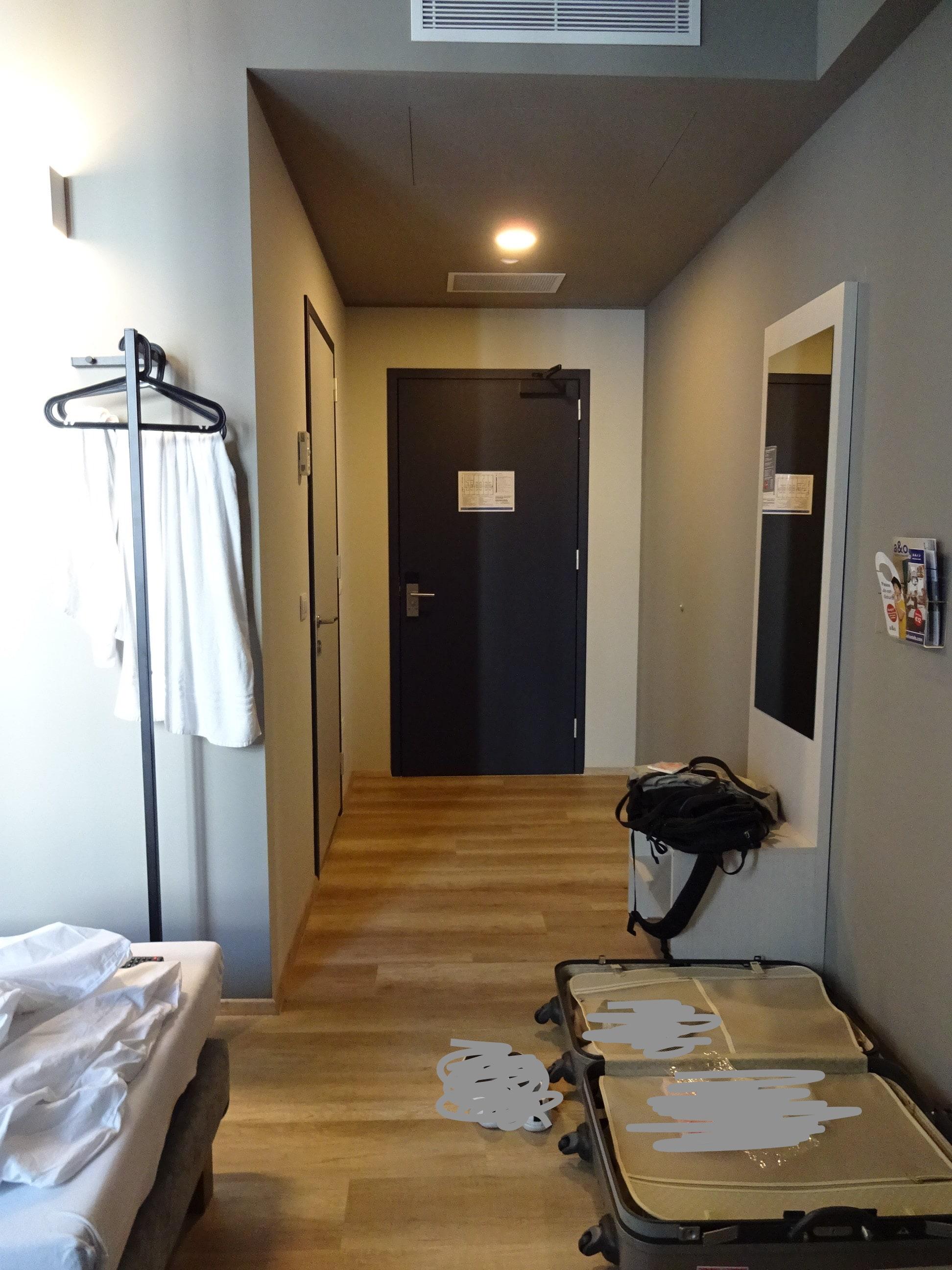 A&Oホテル&ホステル メストレ  部屋の中