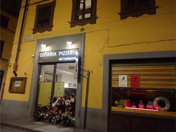フィレンツェ チェントポーベリ Firenze, Cento Poveri
