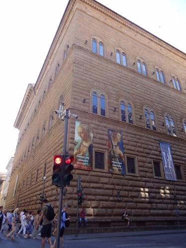 フィレンツェ ストロッツィ宮