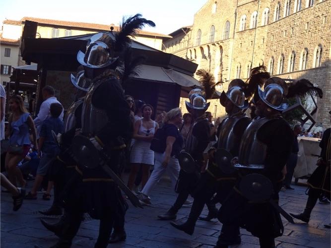 聖ジョヴァンニの日 パレード