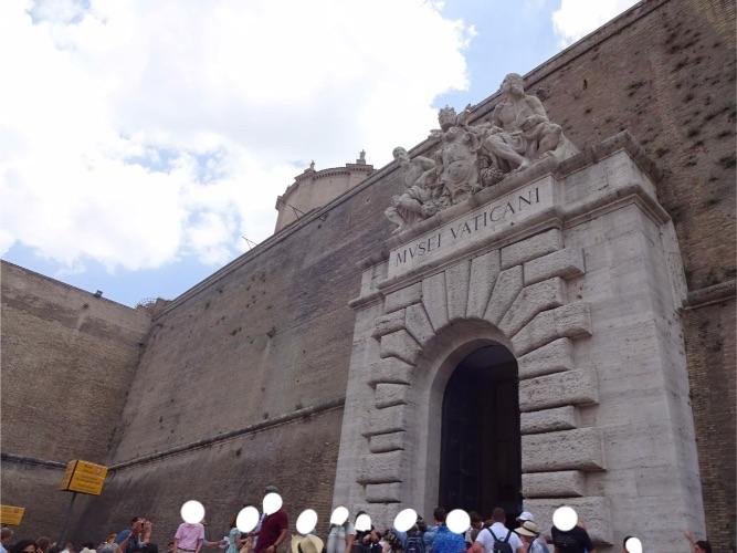 ローマ バチカン博物館