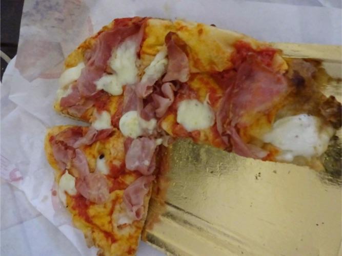 Rome, Pincere テイクアウトピザ
