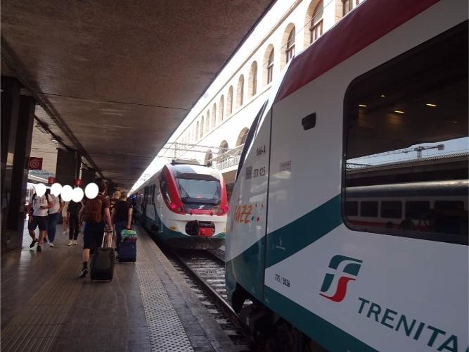 Trenitalia レオナルド・エクスプレス