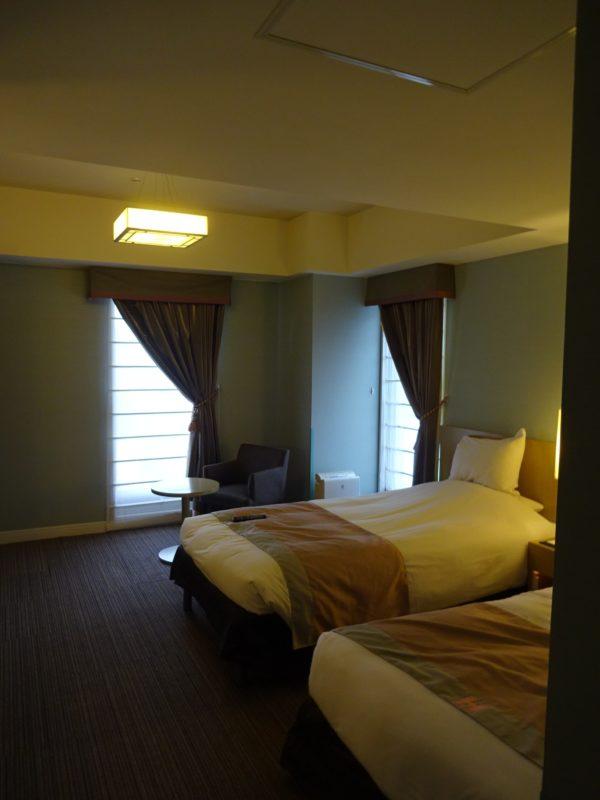 ホテルモントレ半蔵門 デラックスツインルーム