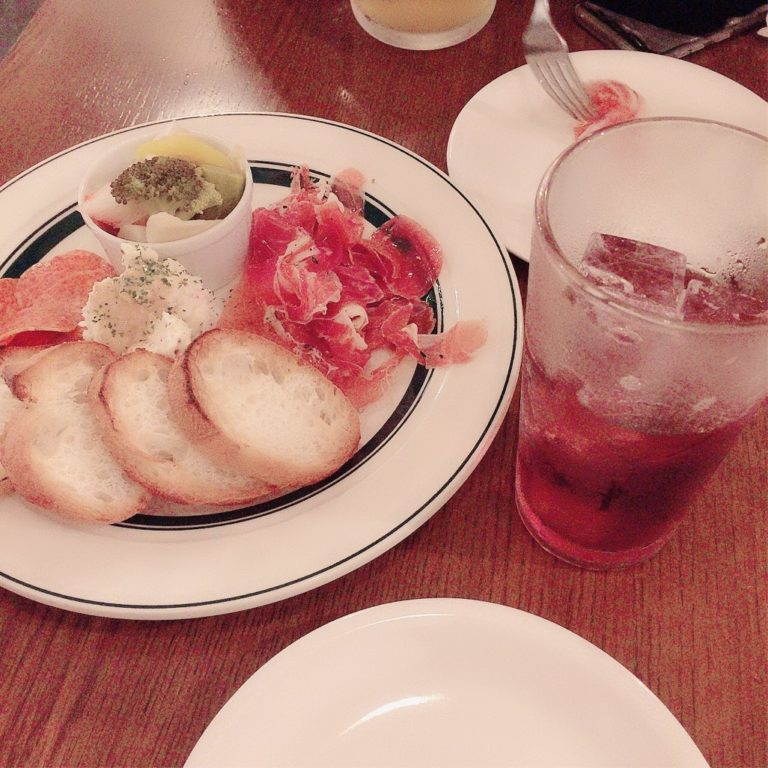 pizza&cafe BIRD仙台新寺店 本日の盛り合わせ