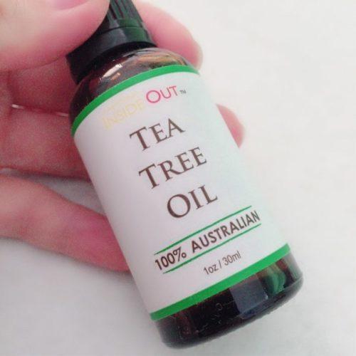 iherb tea tree ティーツリーアロマオイル