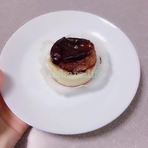 成城石井 バスクチーズケーキ カロリー